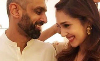 Mira Sethi and Bilal
