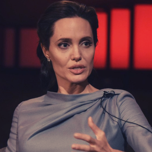 Angelina Jolie in Politics