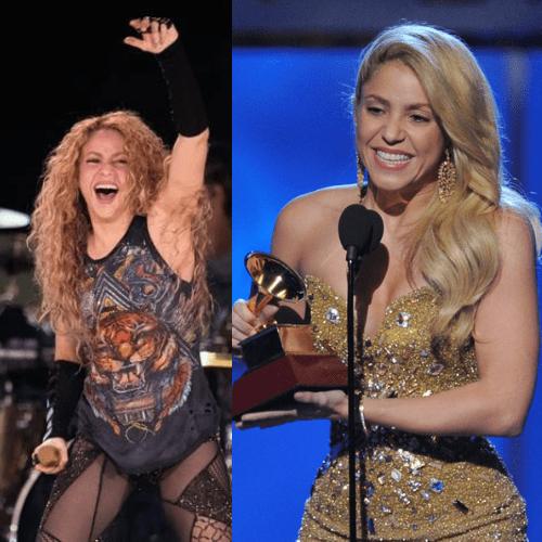 Pop Star Shakira