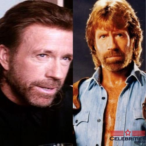 Chuck Norris Mullet Hairstyle