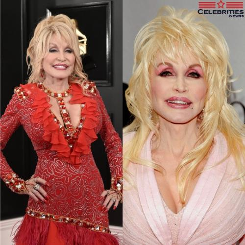 Dolly Parton Mullet Hairstyle