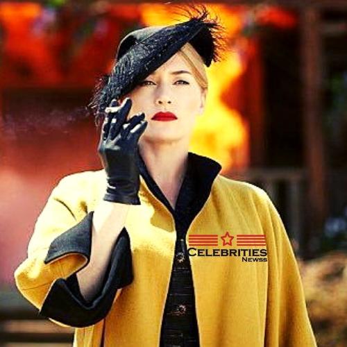 Kate Winslet Smoking