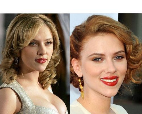 Celebrities Mullet Hairstyle