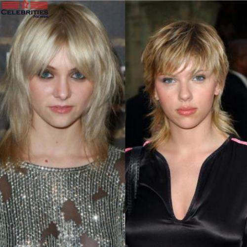 Taylor Momsen Mullet Hairstyle