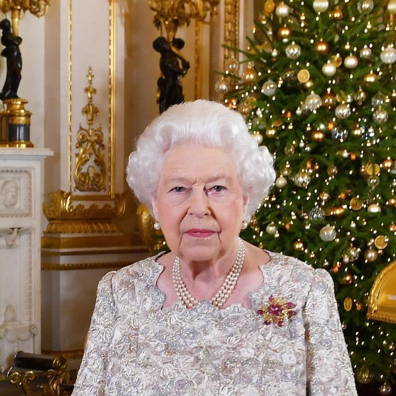 Queen Elizabeth II at 93
