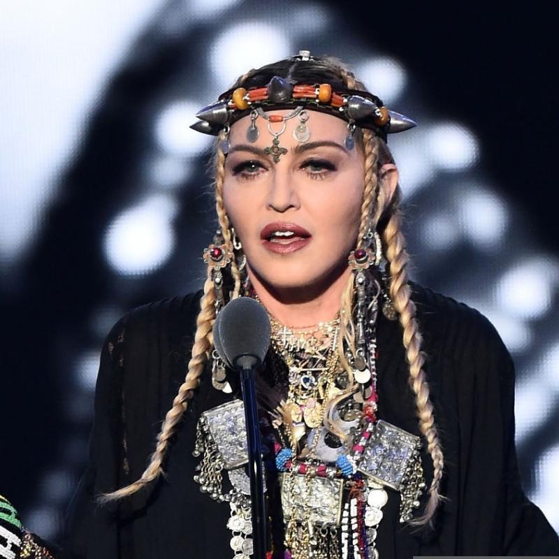 Madonna autobiography
