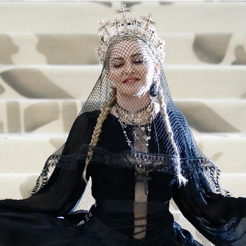 Madonna singer