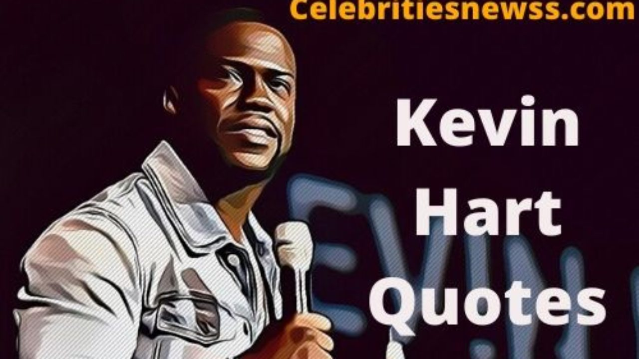 Kevin Hart Quotes 60 Best Funny & Inspirational ...
