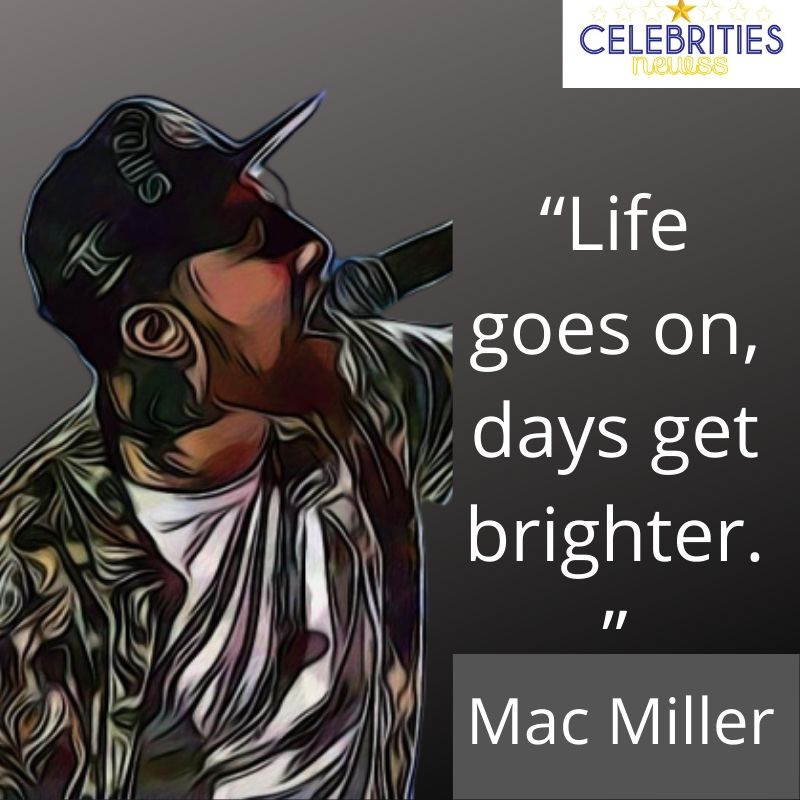 mac miller quotes about love