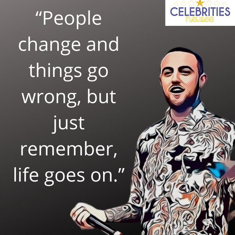 mac miller song quotes