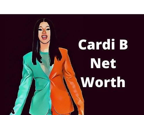 Cardi B Net Worth