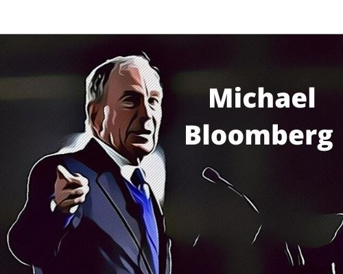 How Old is Michael Bloomberg