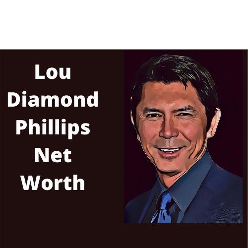 Lou Diamond Phillips Net Worth | Wiki | Movies | Children | Age