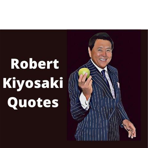 Rich Dad Poor Dad Quotes | Robert Kiyosaki | Motivational