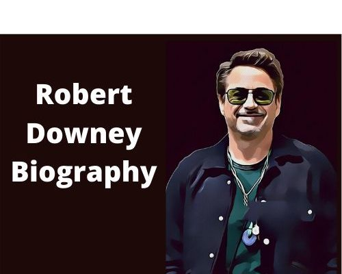 Robert Downey Biography