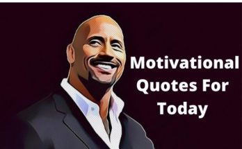 motivational quotes for today