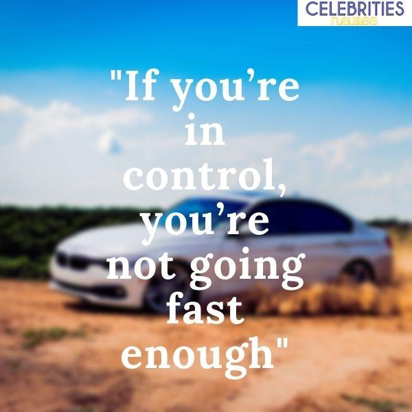 Car Driver Quotes