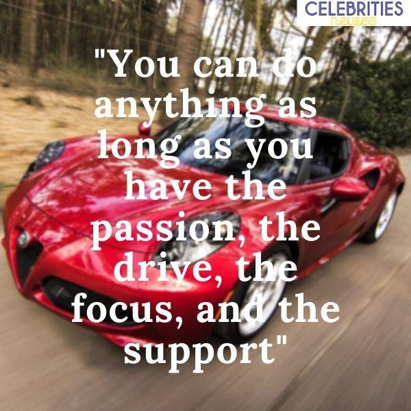 Famous Car Quotes