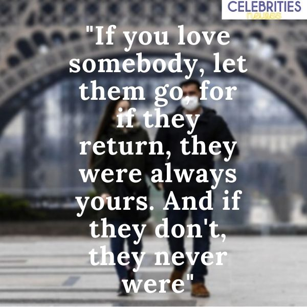 famous moving on quotes for him
