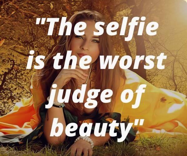 Good Captions for Instagram Selfie